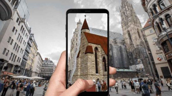 augmented reality in travel industry