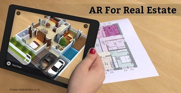 AR on real estate