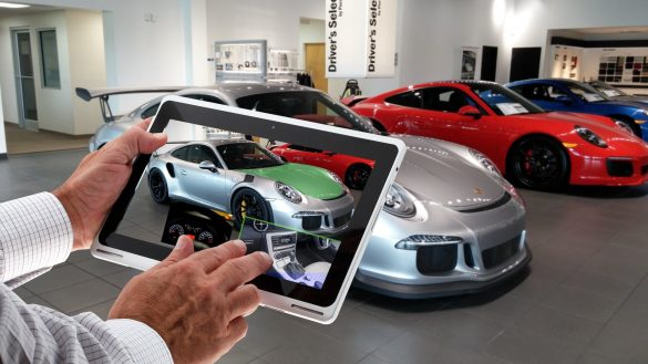 Augmented Reality in Automotive Industry